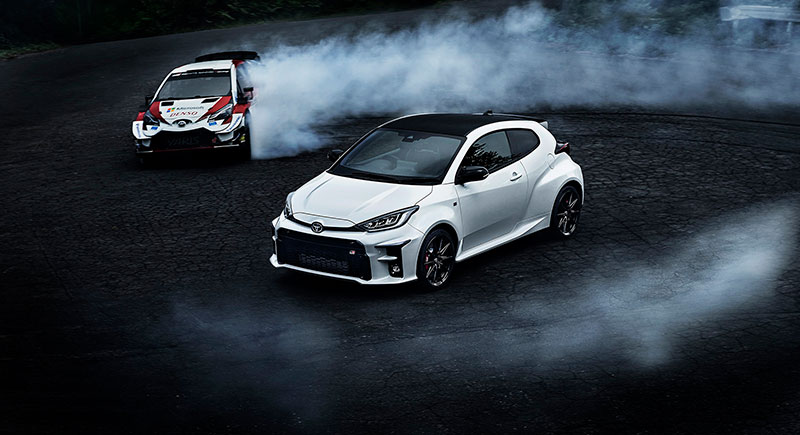 Bild Toyota GR Yaris